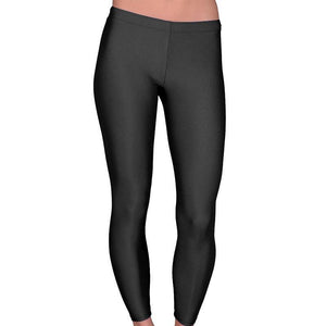 UV300 iQ Ladies Leggings | Black