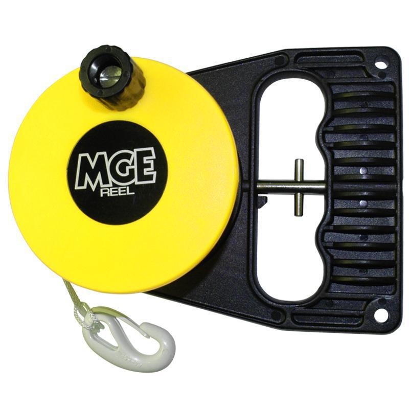 MGE Scuba Divers SMB Wreck Reel | Yellow