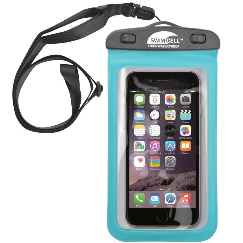 Swimcell Waterproof Case | Blue