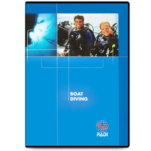 PADI Boat Diving DVD