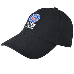 PADI Team Cap | Black