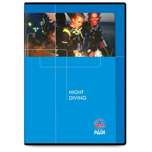 PADI Night Diving DVD