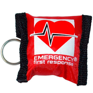 EFR Barrier Keyring with Gloves