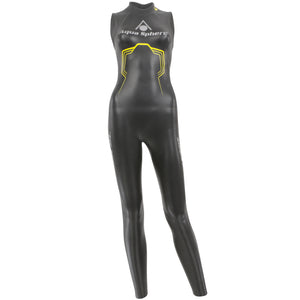 Aqua Sphere Women's Pursuit Sleeveless Swimming Wetsuit
