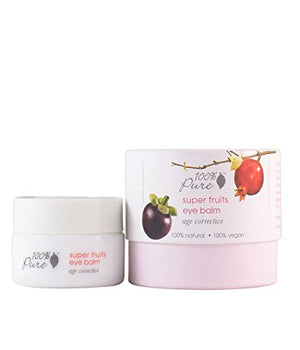100% Pure: Super Fruits Eye Balm, 0.35 Oz.