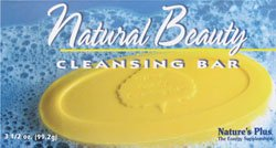 Nature'S Plus Beauty Cleansing Bar, 3.5 Ounce
