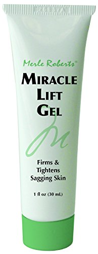 Merle Roberts Miracle Lift Gel Instantly Reduces Appearance Of Wrinkles, Eye Bags, Puffiness, Dark Circles, Fine Lines, Crow Feet - 1Oz