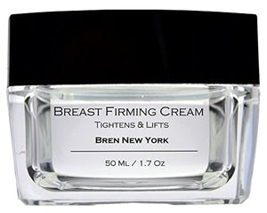 Breast Firming Cream Tightens Lifts, Firms Loose Sagging Skin By Bren New York Skincare