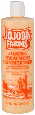 Jojoba Farms Treatment Conditioner - 16 Fl. Oz/ 450 Ml
