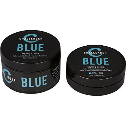 Combo Pack 1 5oz And 3oz Matte Styling Cream Medium Firm Hold