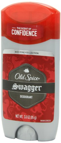 Old Spice Red Zone Collection Swagger Scent Men'S Deodorant 3 Ounce