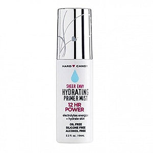 Hard Candy Sheer Envy Hydrating Primer Mist, 1086 Silicone Free