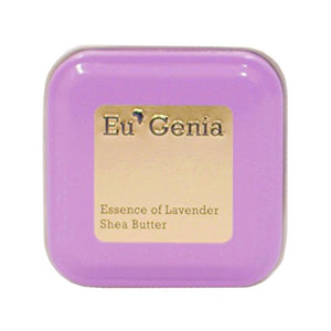 Eu'Genia Lavender Pregnancy Strength Unrefined Ghanaian Shea Butter, Premium Face And Body Moisturizer For All Skin And Hair Types, 1.6 Oz