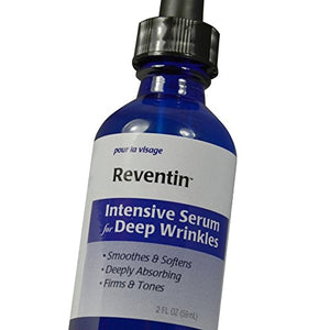 #1 Rated Reventin Collagen Infused Intensive Serum. Decrease Appearance Of Deep Wrinkles 45-56%. 2 Fl Oz.
