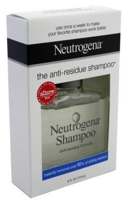 Neutrogena Shampoo Anti- Residue 6 Ounce (177Ml)