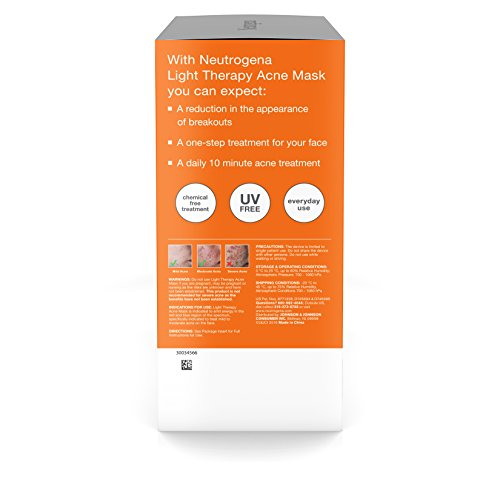 Neutrogena Light Therapy Acne Treatment Mask