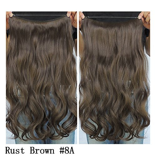Secret extensions brown black
