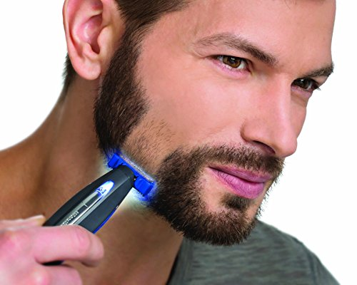 Micro Touch Solo Rechargeable Shaver, Trimmer And Edger