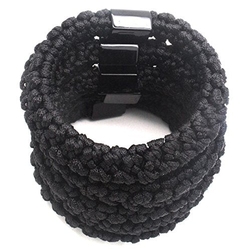 Fashion   Lifestyle 20 Pcs Large Hair Ties Pony Ponytail Holders For Thick  Hair - Stretchy 47de2695aa5