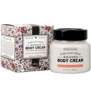 Beekman Honeyed Grapefruit Whipped Body Cream 8 Oz.