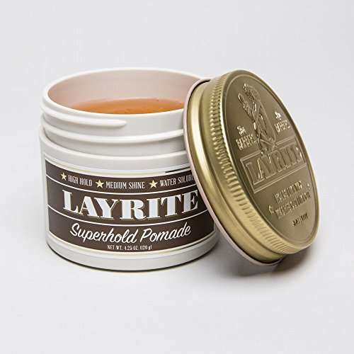 Layrite Pomade, Super Hold