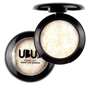 Binmer(Tm) Ubub Single Baked Eye Shadow Powder Palette Shimmer Metallic Eyeshadow Palette (07)