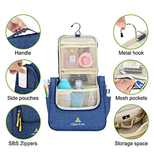 Travel Hanging Toiletry Bag By Hikenture  f5e7dac9aad1c