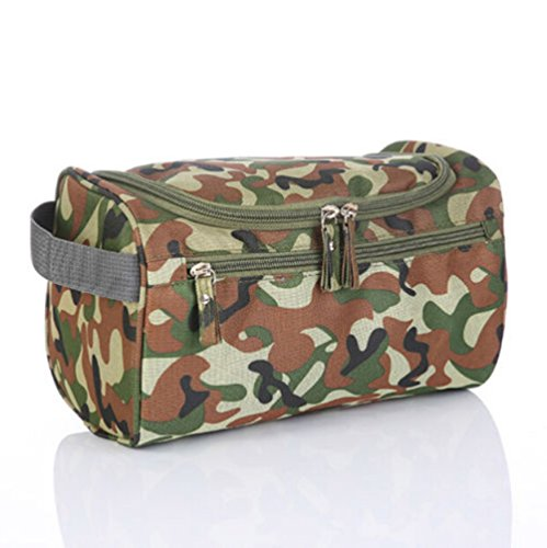 Portable Hanging Toiletry Bag Travel Toiletry Kit For Men Women Toiletries  Cosmetics Rugged   Water Resistant 96c0855719