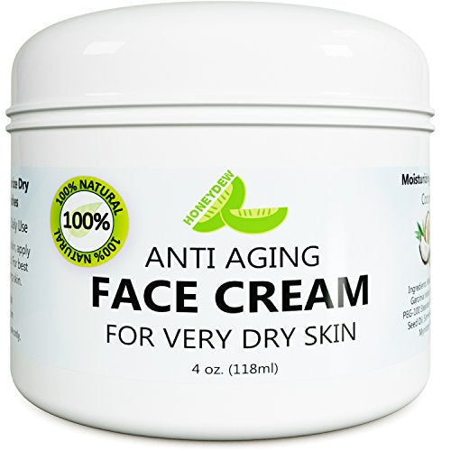 27fd31d47cc0 Best Anti Aging Face Cream For Men And Women - Anti Wrinkle Eye Cream -  Daily Moisturizer Cream For Dry And Oily Skin - Skin Tightening Treatment -  ...