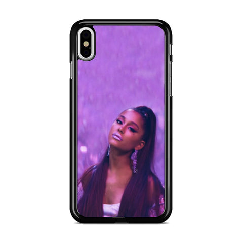 Ariana Grande Wallpapers 7 Rings, iPhone XS Max Case, iPhone XS Max, Case 2D