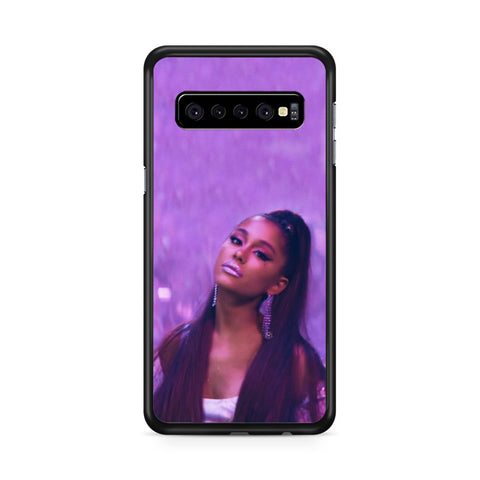 Ariana Grande Wallpapers 7 Rings, Samsung Galaxy S10 Case, Samsung Galaxy S10, Case 2D