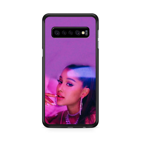 Ariana Grande We Heart It, Samsung Galaxy S10 Case, Samsung Galaxy S10, Case 2D