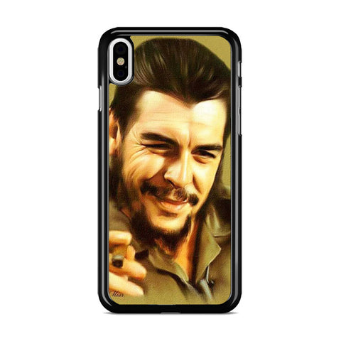 Che Guevara, iPhone XS Max Case, iPhone XS Max, Case 2D