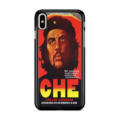 Che Guevara Poster, iPhone XS Max Case, iPhone XS Max, Case 2D