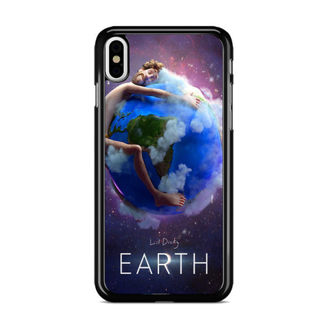 Lil Dicky Earth, iPhone XS Max Case, iPhone XS Max, Case 2D