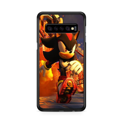 Sonic Forces, Samsung Galaxy S10 Case, Samsung Galaxy S10, Case 2D
