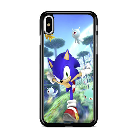 Sonic the Hedgehog, iPhone XS Max Case, iPhone XS Max, Case 2D