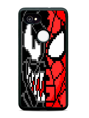 Spiderman X Venom 8Bit