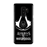 Assassins Creed X Watch Dogs Logo