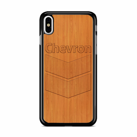 Chevron Woody Background