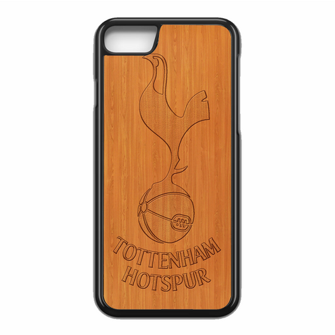 Tottenham Hotspur Logo Woody Background