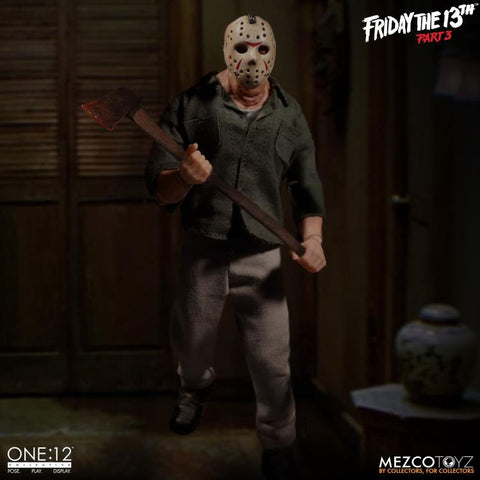 Mezco One:12 Collective Friday the 13th JASON VOORHEES Figure