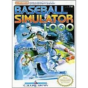 Baseball Simulator