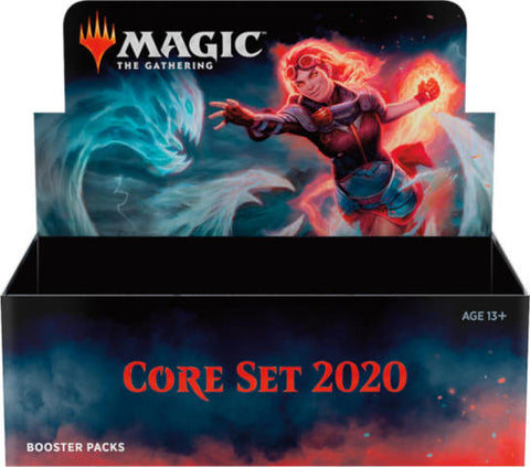 Magic: The Gathering Core Set 2020 Booster Box
