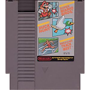 Super Mario / Duck Hunt / World Class Track Meet
