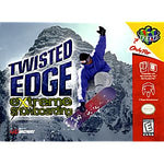 Twisted Edge Extreme Snowboarding