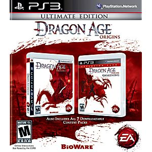 Dragon Age Origins - Ultimate Edition