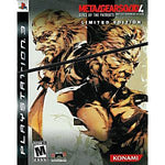 Metal Gear Solid 4: Guns of the Patriots - Limited Edition