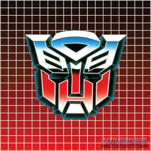 "1/6th Scale TRANSFORMERS G1 AUTOBOT 15""x15"" Diorama Backdrop"
