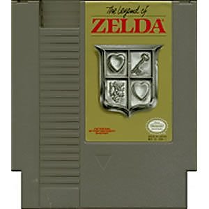 Zelda, The Legend of - Grey